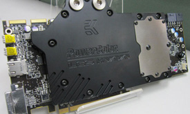 Характеристики PowerColor HD 7970 LCS.
